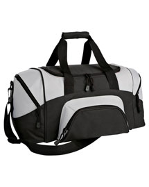 Port & Company BG990S  Colorblock Small Sport Duffel