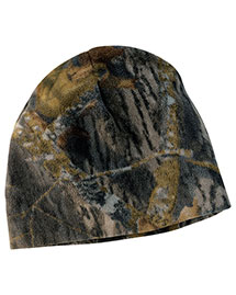 Port Authority C901   Mossy Oak Fleece Beanie