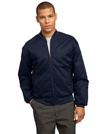 Cornerstone CSJT38 Men Team Style Jacket With Slash Pockets at bigntallapparel