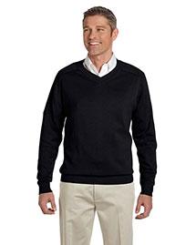 Devon & Jones D475 Men V Neck Sweater at bigntallapparel