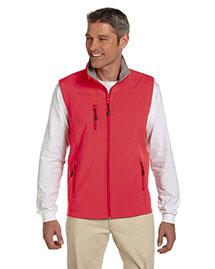Devon & Jones D996 Men Soft Shell Vest at bigntallapparel