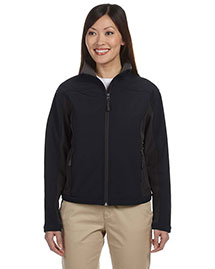 Devon & Jones D997W Women Soft Shell Colorblock Jacket