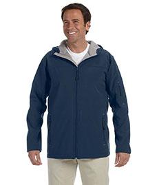 Devon & Jones D998 Men Hooded Soft Shell Jacket