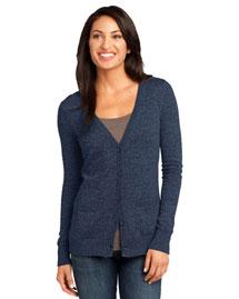 District Threads DM415 Women Cardigan Sweater at bigntallapparel