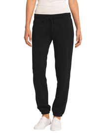 District Threads DT294 Womenjuniors Core Fleece Pant