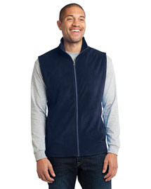 Port Authority F226 Men Microfleece Vest at bigntallapparel