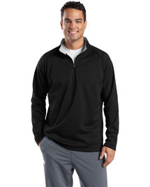 Sport-Tek F243 Men 1/4 Zip Sport Wick Fleece
