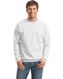 Hanes F260 Men Ultimate Cotton Crewneck Sweatshirt at bigntallapparel