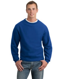 Sport-Tek F280 Men Super Heavy Weight Crewneck Sweatshirt at bigntallapparel