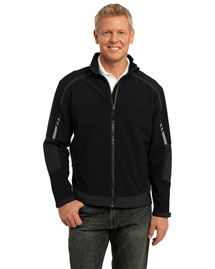 Port Authority J307 Men Embark Soft Shell Jacket