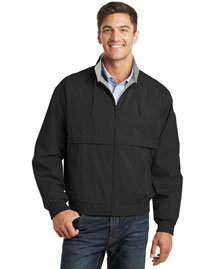 Port Authority J753 Men Classic Poplin Jacket