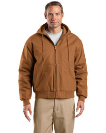 Cornerstone J763H Men Hooded Work Jacket