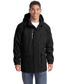 Port Authority J799 Men Heavy Weight Parka