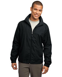 Sport-Tek JST70 Men New   Fullzip Wind Jacket at bigntallapparel