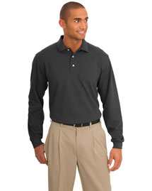 Port Authority Signature K455LS Men Rapid Dry Long Sleeve Sport Shirt