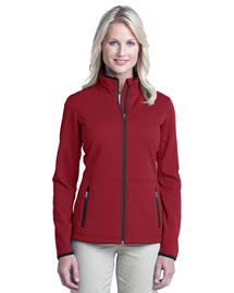 Port Authority L222 Women Pique Fleece Jacket