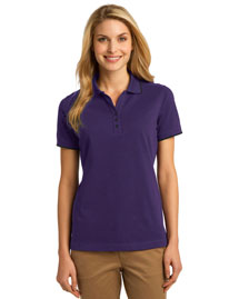 Port Authority L454 Women Rapid Dry? Tipped Polo