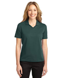 Port Authority L455 Women Rapid Dry Polo
