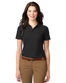 Port Authority L510 Women Stain-Resistant Polo at bigntallapparel