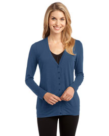 Port Authority L545 Women Concept Cardigan at bigntallapparel