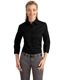 Port Authority L612 Women 3/4-Sleeve Easy Care Shirt