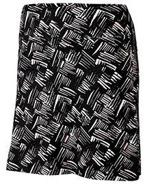 Cutter & Buck LCB07134  Roxanne Printed Knit Skort at bigntallapparel