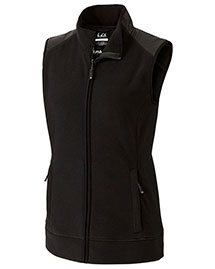 Cutter & Buck LCO09991 Women Cedar Park Full Zip Vest
