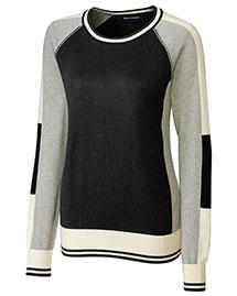 Cutter & Buck LCS08102  Stride Colorblock Sweater at bigntallapparel