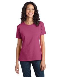 Port & Company LPC150 Women Essential Ring Spun Cotton Tshirt