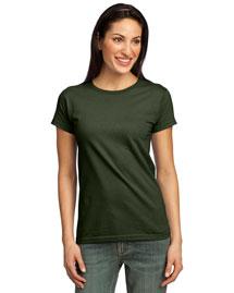 Port & Company LPC50ORG Women Organic Cotton T-Shirt at bigntallapparel