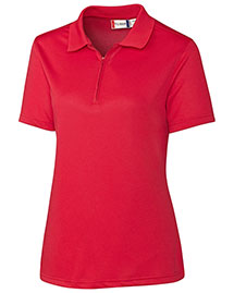 Clique/New Wave LQK00056 Women Malmo Snag Proof Zip Polo