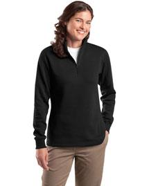 Sport-Tek LST253 Women 1/4-Zip Sweatshirt