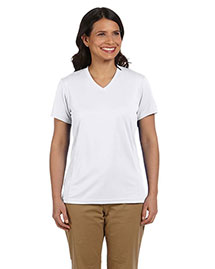 Harriton M320W Women 4.2 Oz. Athletic Sport T-Shirt at bigntallapparel