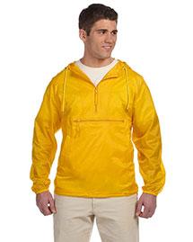 Harriton M750 Men Packable Nylon Jacket