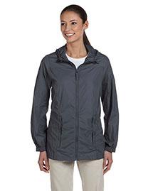 Harriton M765W Women Essential Rainwear
