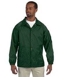 Harriton M775 Men Nylon Staff Jacket