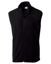 Clique/New Wave MQO00026 Men Summit Full Zip Microfleece Vest