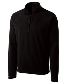 Clique/New Wave MQO00027 Men Summit Half Zip Microfleece
