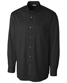 Clique/New Wave MQW00003 Men Long Sleeve Avesta Stain Resistant Twill