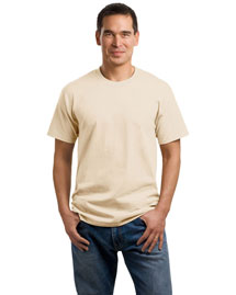 Port & Company PC54 Men 5.5 Oz 100% Cotton T Shirt at bigntallapparel