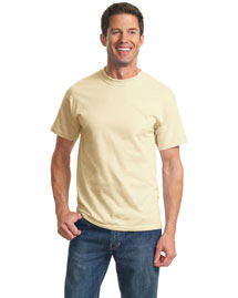 Port & Company PC61 Men 100% Cotton Essential T Shirt at bigntallapparel