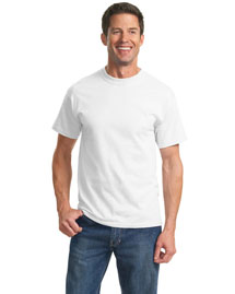 Port & Company PC61T Men 100% Cotton Essential T Shirt at bigntallapparel