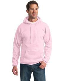 Port & Company PC90H Men Pullover Hoodie Sweatshirt at bigntallapparel