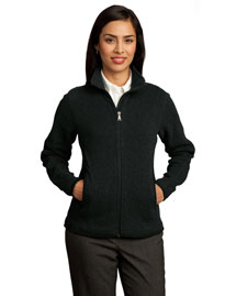 Red House RH55 Women Sweater Fleece Full-Zip Jacket