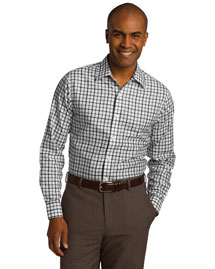 Red House RH74 Men Tricolor Check Slim Fit Noniron Shirt
