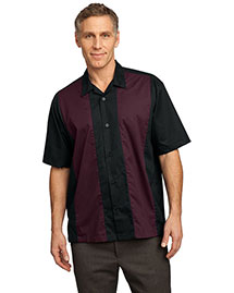 Port Authority S300 Men  Retro Camp Shirt