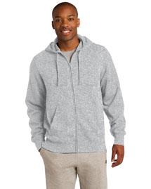 Sport-Tek ST258 Men Fullzip Hooded Sweatshirt