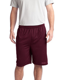 Sport-Tek ST312 Men Posicharge Tough Mesh Pocket Short