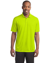 Sport-Tek ST680 Men Active Textured Polo at bigntallapparel
