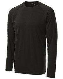 Sport-Tek ST700LS Men Long Sleeve Ultimate Performance Crew at bigntallapparel